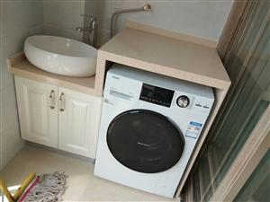 全瓷整体厨房、洗衣机、洗手台。 联系电话:13405433343