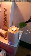 美菱加湿器一台,五月份买的,现低价出售50元,非诚勿扰!