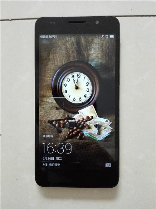 华为荣耀6手机350元 正常使用,配件完整,上网聊天办公流畅    八核 3g  16g   5英...
