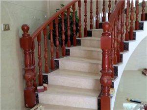 实木楼梯玻璃楼梯铁艺楼梯护栏扶手