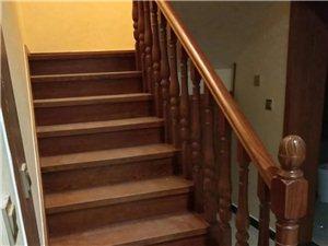 河南郑州南阳社旗实木楼梯玻璃楼梯铁艺楼梯护栏扶手