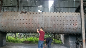 二手球磨机一台套,长7.2米,直径1.83米,辅助设备有转送带一套,除尘设备一套,有意需求者请联系1...