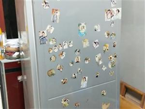 出售177升电冰箱一个,制冷效果好,成色如图,需要的联系我。