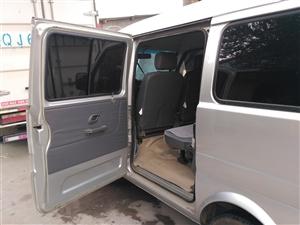 东风小康K17面包车,2011年10月的车