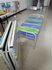 单人折叠床(70?2米)九成新,20张有需要的联系我。13937340259