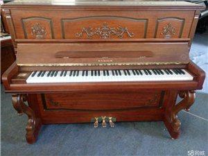 原装进口二手韩国三益钢琴,质保十年,终身免费维修,音色手感超级棒。