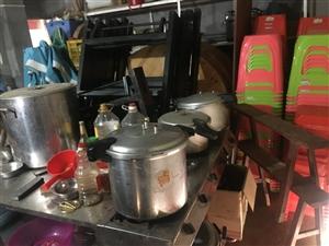 本人有一整套流动酒席设备转让:桌凳,蒸箱等一次性买齐15979772711