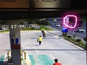 有惊无险!中石油广安公司迅速扑灭两起车辆自燃事件