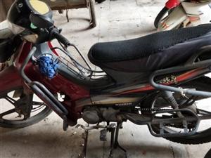 二手摩托车,不会骑车和想学摩托车的可以拿来练手艺。