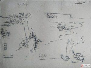 《骑牛诗�X》与《张家川文艺》