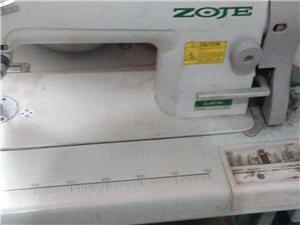 17年中捷牌電動縫紉機,買回來用了一星期就不用了