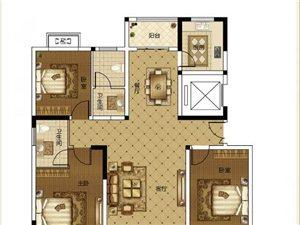金桂园3室2厅2卫60万元