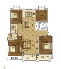 金桂园4室2厅2卫67万元
