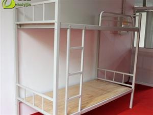 上下铁架子床九成新低价出售