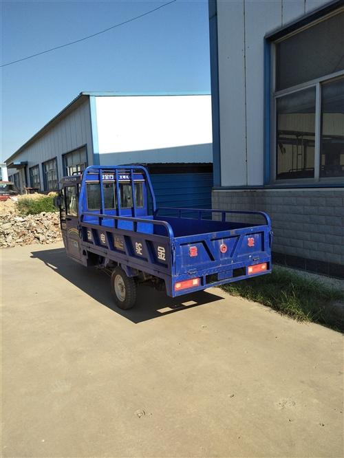 出售2.5米拉货电动三轮车,电瓶没有出保有售后服务,诚心买电动三轮车速电话联系