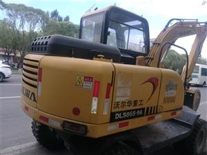 轮式挖机出售