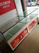 手机玻璃展柜低价处理  1 801168 2231