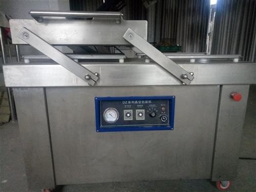 出售抽真空机器,9成新。可用于抽真空烧鸡,熟食,各种真空包装