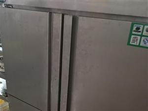 冰柜几乎新的    用了半年  饭店用非常好