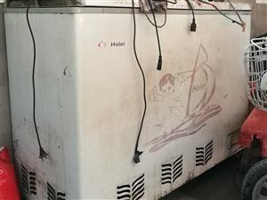 海尔冰箱一台出售 19955879323