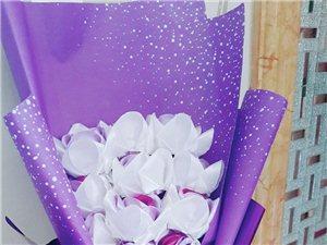 純手工絲帶玫瑰花