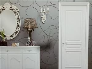 思诺尔家全屋定制左旗室内装饰环保木门地板