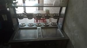 炒酸奶机一套,9成新
