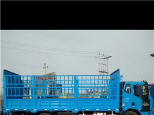 2016年东风解放六缸6米八高栏欲出售,车况好最高配置证照齐全,保险到2019年二月份,价格面议有意...