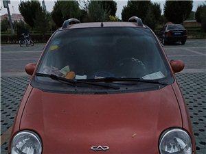 本人因已购新车有一辆奇瑞QQ3出售