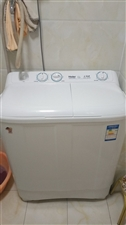 海尔6.5公斤洗衣机,八成新出售