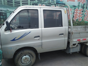 黑豹双排货车(带空调)