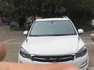 【出售】出售2017年8月份大迈X5一台,白色,