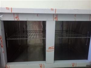 低价1000出售冷藏柜一个《调最大可冷冻》!九成新全铜管制冷好省电,保护膜都没撕!买到就是赚到