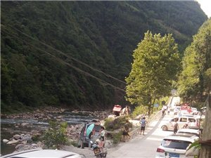 旺苍县大两乡(青岭子河)19岁青年溺水失踪