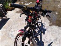 永久牌自行车,26寸27速。买了很长时间,没怎么骑,轮胎上的毛须都可以看见。买过赛车...