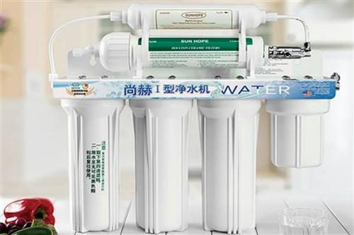 正品尚赫凈水機,買來用了三個月不到,9成新(幾乎全新),凈水機是四道高級濾芯組合,比市場上一般凈水機...