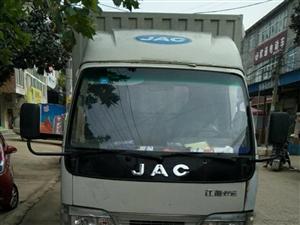 便宜处理正在营运的二手厢货车!手续齐全
