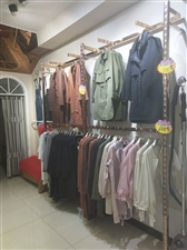 出售服装店墙架9套