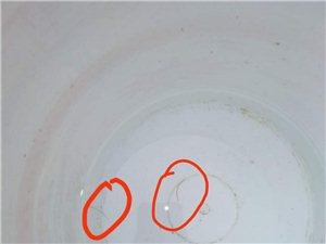吃的水中有�x子