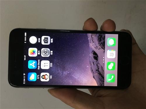 個人私用剛買了新機,放家里沒用,所以特價出售,九成新 iPhone6黑色國行版,三網通,支持移動,電...