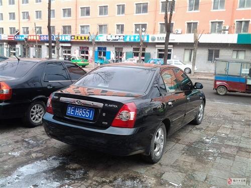 北京现代伊兰特2008款