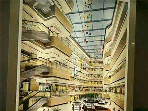 港汇广场市中心商铺30万元