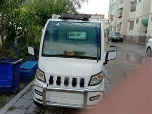 本人有一辆全新油电两用四轮电动货车,货箱1.3米×2米。最大载重3000斤,电瓶72伏58安,带MP...