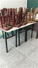 学生课桌,辅导班新买,买课桌送椅子