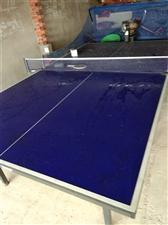 全新的红双喜乒乓球桌,汇乒发球机,集球网,老公的最爱但没有地方放了,所以贱卖!!
