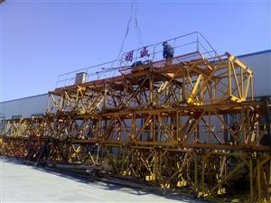 低价出售山东明威4810塔吊,2012购买,手续齐全,24个标准节,价格面议。