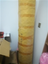 全新床垫2米×2米一个,可折叠,还没打开包装呢