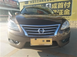 2014年尼桑轩逸1.6L手动舒适版