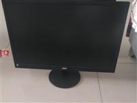 电脑显示器 aoc冠捷21.5寸显示器,成色很新,保修期内,工作室自用,升级设备出售!一共三台,全要...