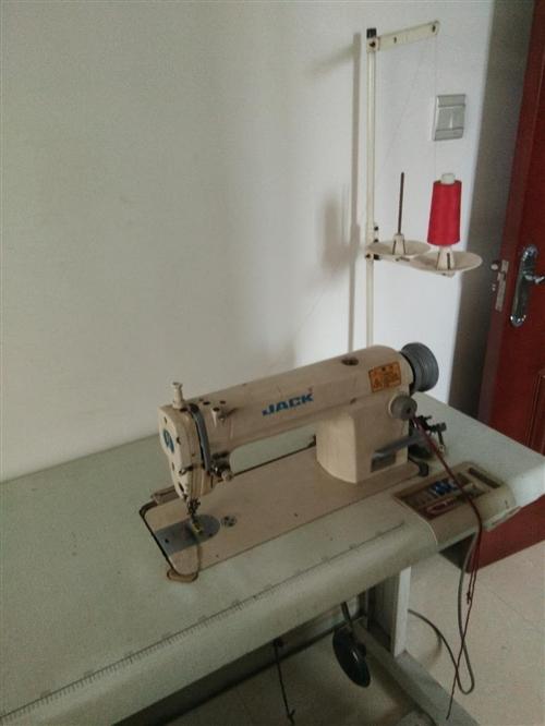 電動縫紉機,非常好用,因兒子要結婚沒有地方